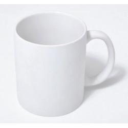 Чашка циліндр біла