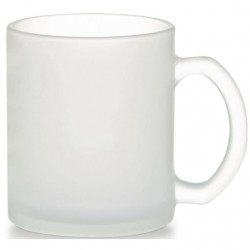 Чашка циліндр скляна